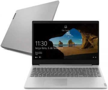 Notebook Lenovo Ideapad S145, Ryzen 5 3500U 12GB RAM, 1TB