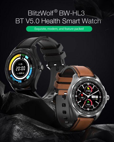 Smart Watch BlitzWolf® BW-HL3
