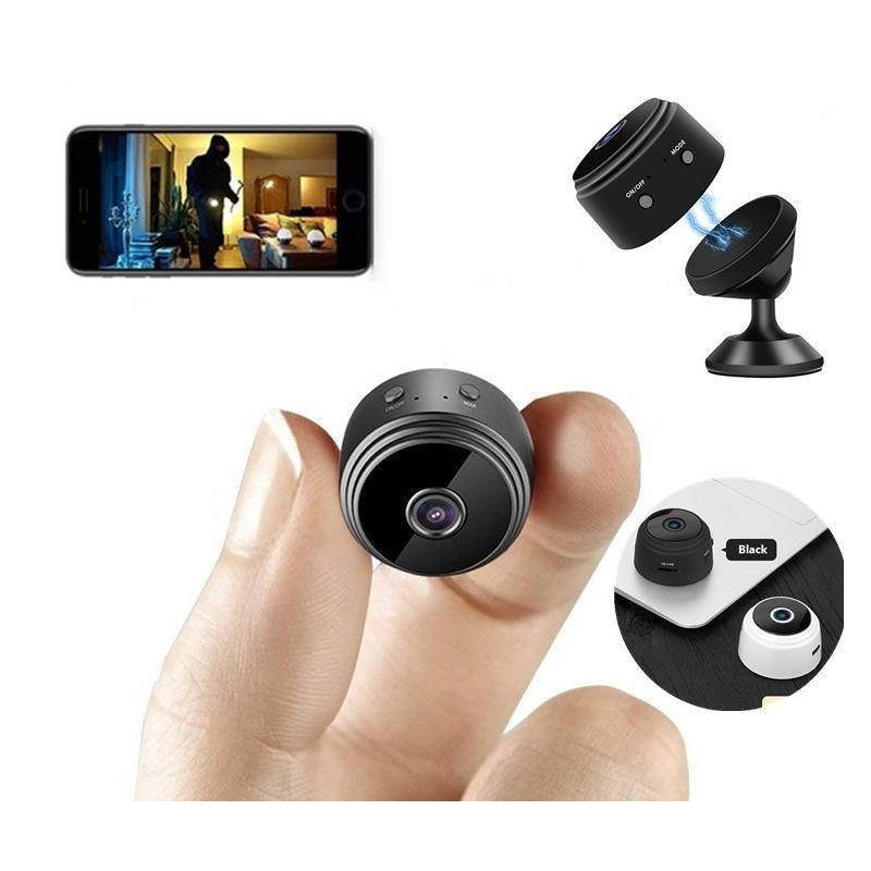 Câmera IP 1080P HD Mini Wireless