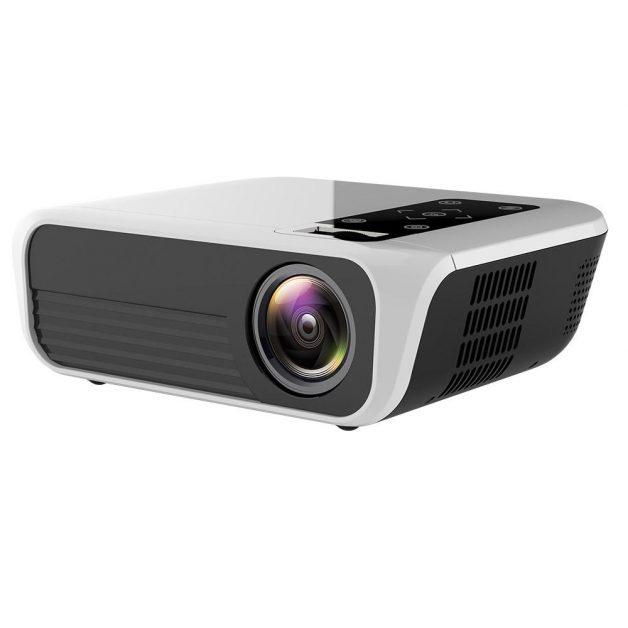 TOPRECIS T8 1080p Projetor Mutimedia
