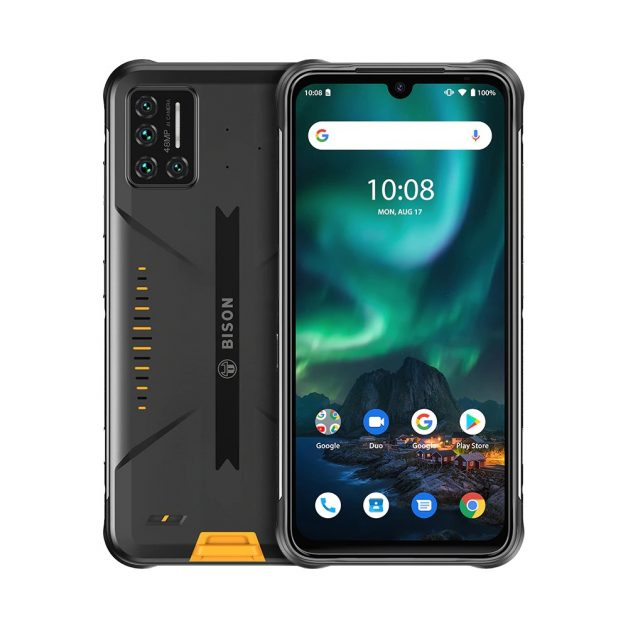 UMIDIGI BISON Waterproof Rugged 6/128GB