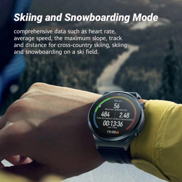 HUAWEI Watch GT 2 Pro SmartWatch