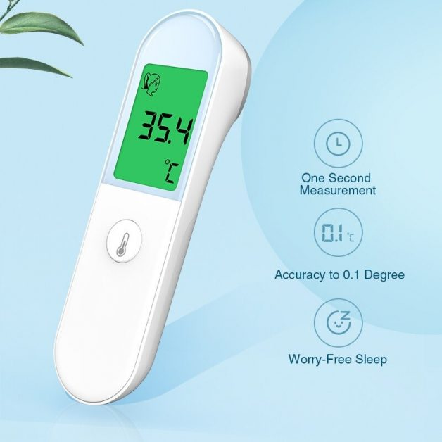 BOXYM Medical Digital LCD Infrared Thermometer