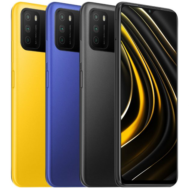 Xiaomi POCO M3 (Global) - 4/128GB