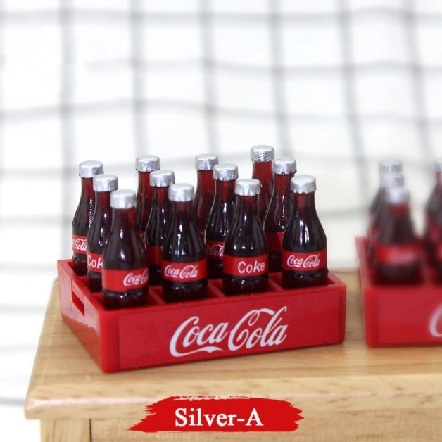12pcs Mini Cola Drinks