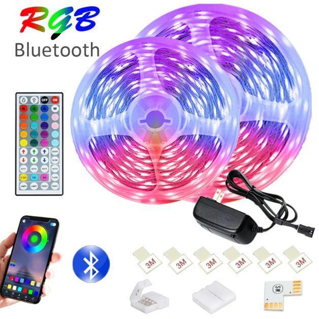 LED Strip 24V Bluetooth RGB 5050SMD 5m