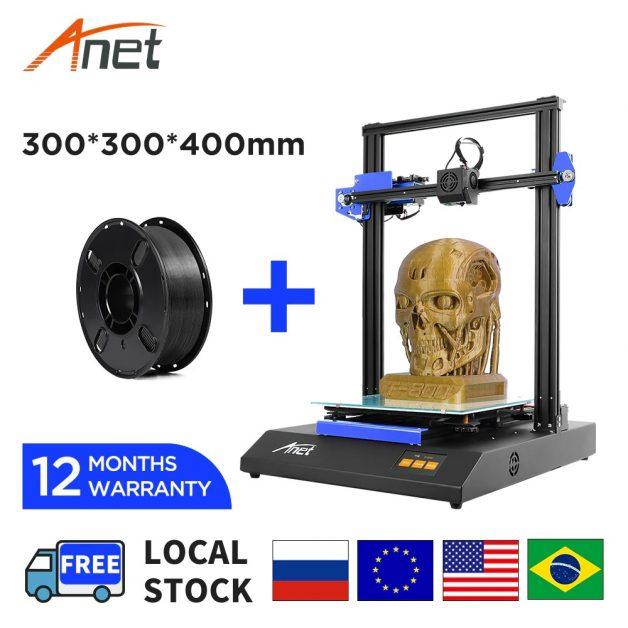 Impressora 3d Anet Et5x