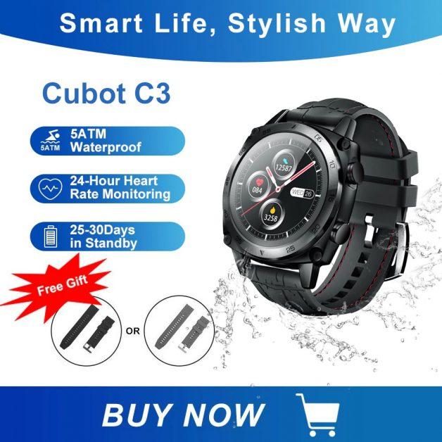 Smartwatch Cubot c3