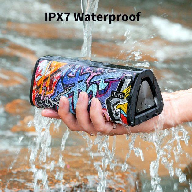 Mifa A10+ 20W IPX7 TWS Bluetooth 5.0 Speaker