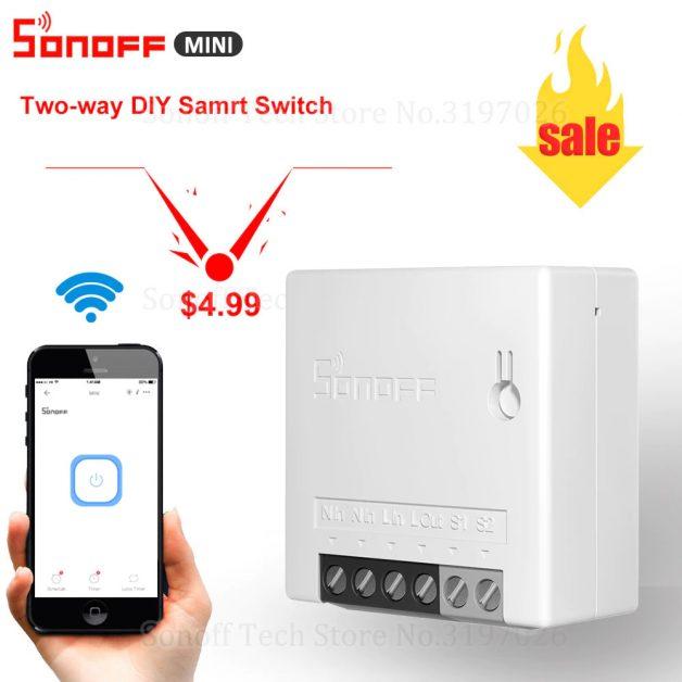 interruptor Sonoff MINI R2